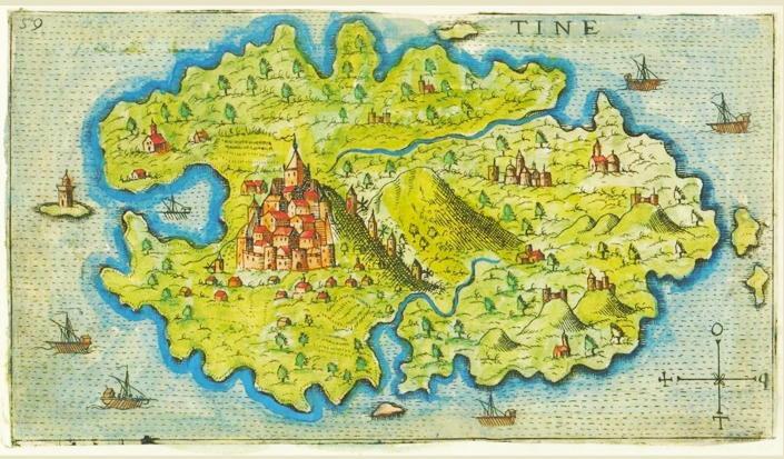 "Les ""Tamatas"" de Tinos – Îles grecque des miracles"