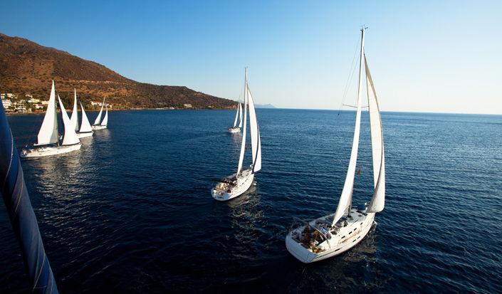Les vents en Grèce