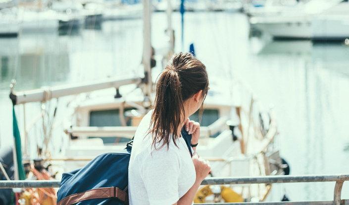 Les femmes et la mer