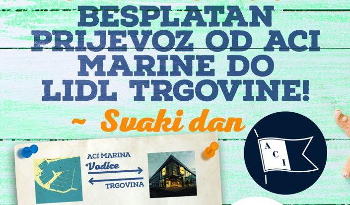 Un nouveau service pour les utilisateurs de marinas ACI sur l'Adriatique