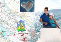 Faites de votre Saint-Valentin un jour spécial en navigant autour de l'île de l'amour