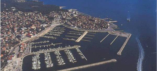 Port de plaisance ''Kornati''