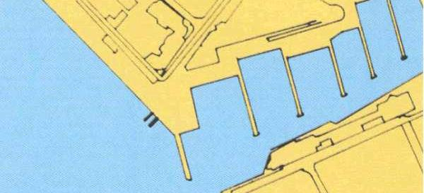 Port de plaisance Tankerkomerc