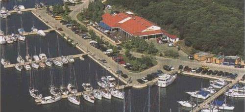 Port de plaisance ''Veruda''