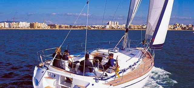 bateau à voile Bavaria 49
