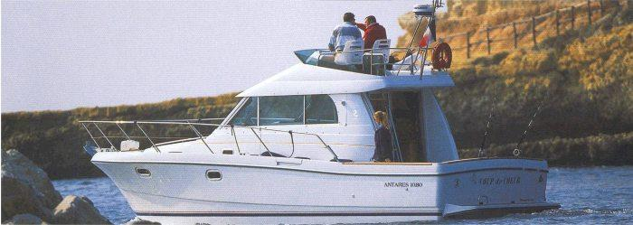 moteur bateau Antares 10.80