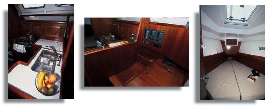 bateau à voile Oceanis 373