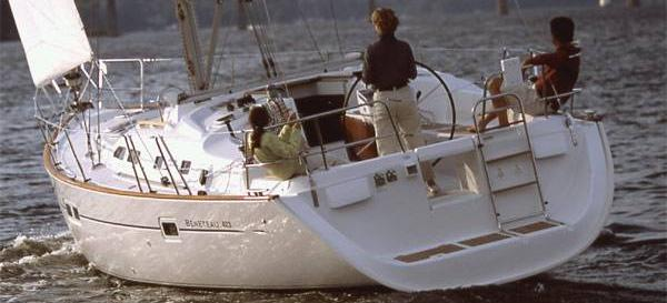 2004. Oceanis 423