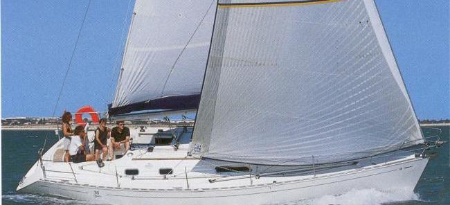 bateau à voile Pia