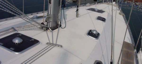 bateau à voile Dufour 45 Classic