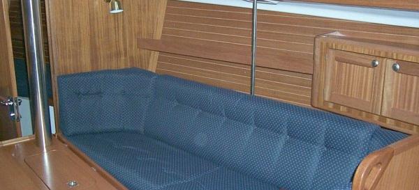bateau à voile Elan 333