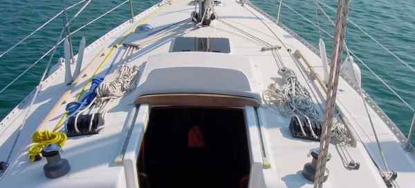 bateau à voile Elan 36