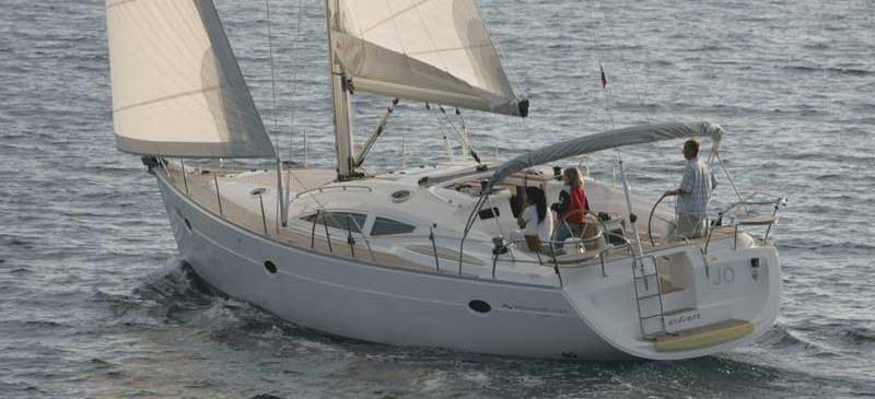 bateau à voile Elan 434 Impression ( 3 cab. )