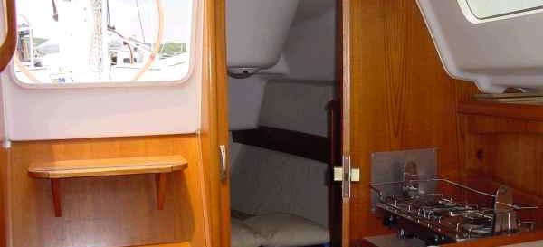 bateau à voile Sun Odyssey 29.2