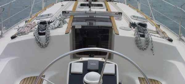 bateau à voile Sun Odyssey 37.1