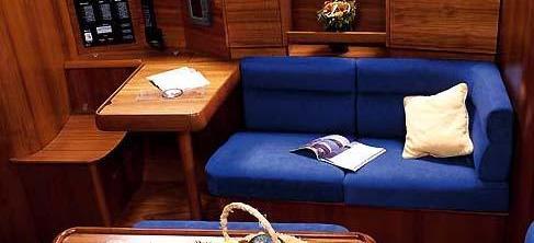 bateau à voile Sun Odyssey 43