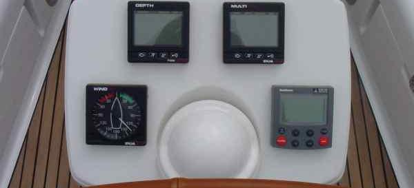bateau à voile Sun Odyssey 43 DS