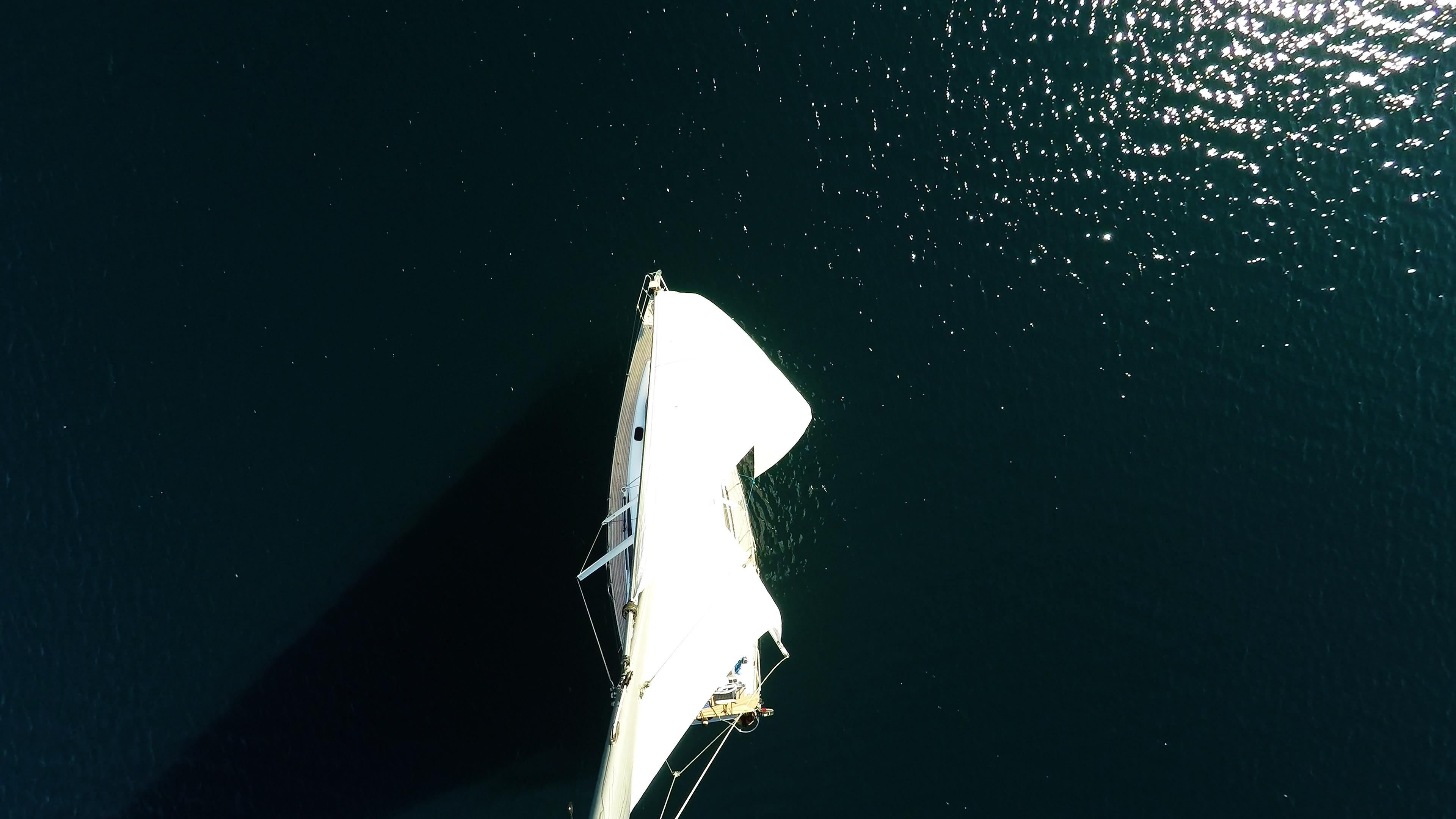 bateau à voile bateau nadir voilier elan 45 impression voiles