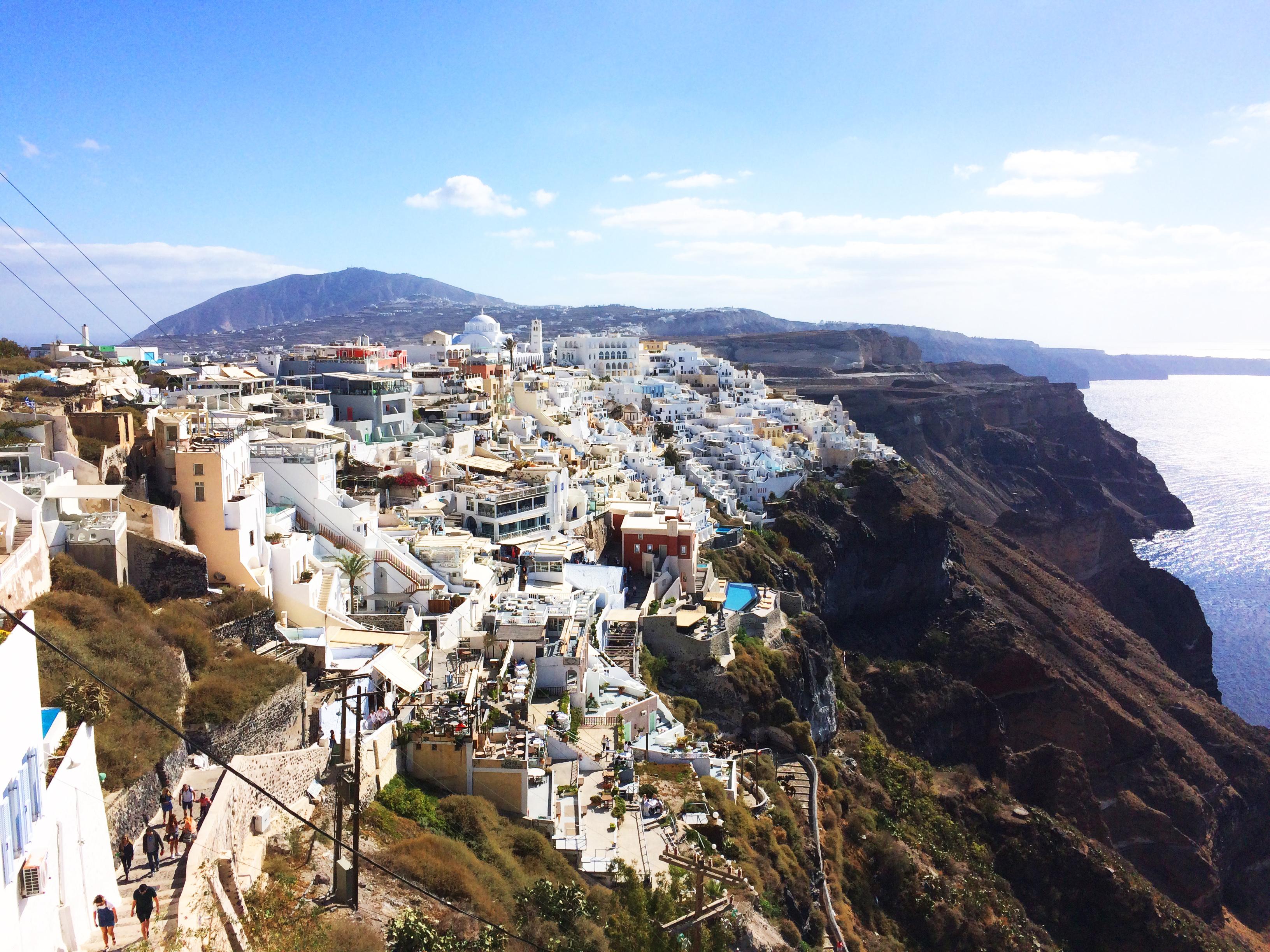 Santorin Grèce 1